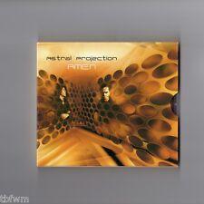Astral Projection - Amen - RARE CD Album - GOA TRANCE - TBFWM