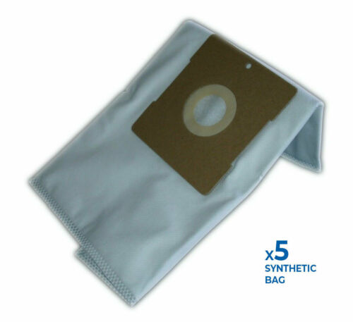 Airflo AF1026 5x Hoover Volta Synthetic Vacuum Cleaner Bags Vax