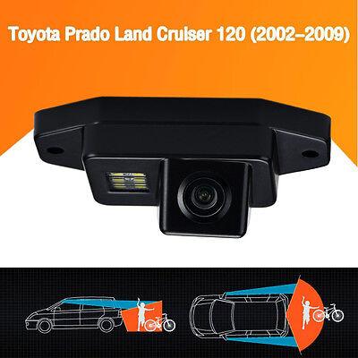 Backup Camera for Toyota Prado Land Cruiser 120 Rearview Camera 2002-2009