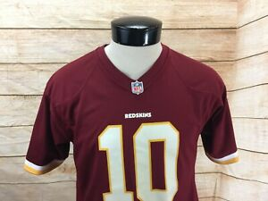 new style fd2e3 0e1f5 Details about Nike Robert Griffin III Jersey Youth XL Football NFL #10  Washington Redskins