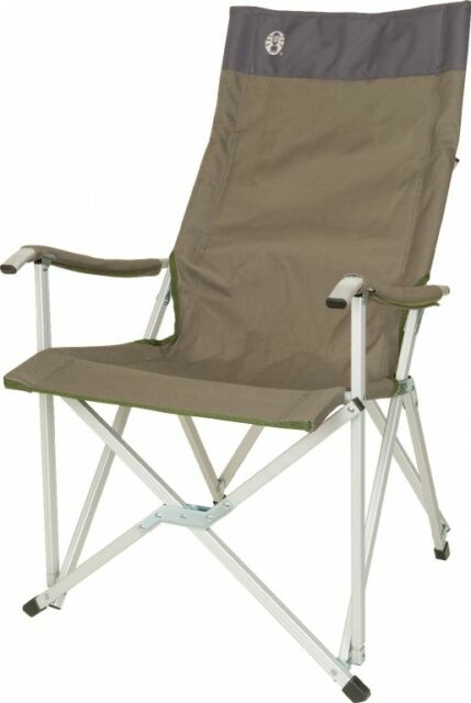 Coleman Camping Chair Sling Chair Folding Chair Green