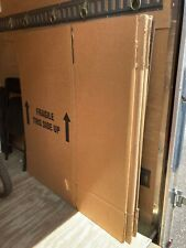 New Pickup In Ca Large 29 Long X 17 Wide X 32 High Double Wall Cardboard Box