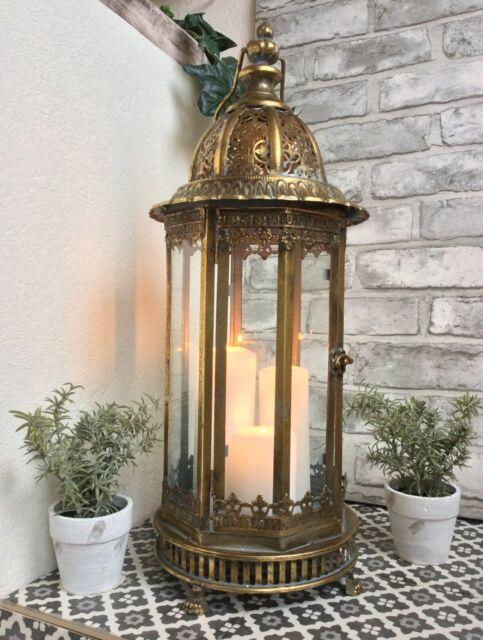 Hanging Candle Large Lantern Holder, Large Moroccan Outdoor Lanterns Uk