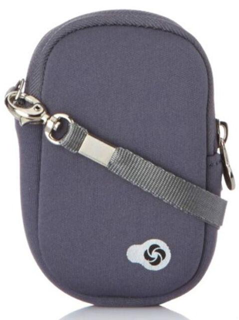 Samsonite Mobile Phone Case Travel Accessories Protective Neoprene Grey Pouch