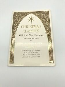 Christmas-Classics-Old-and-New-Favorites-Writings-of-Helen-Steiner-Rice-Booklet