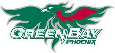 Wisconsin Green Bay Phoenix NCAA Color Die-Cut Decal / Sticker *Free Shipping
