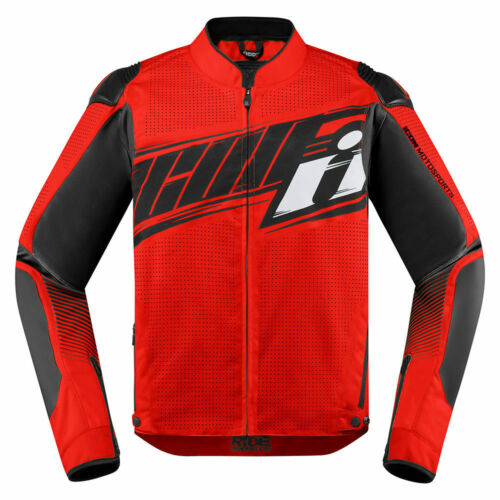 All Colors *Ships Same Day* ICON Overlord Motorcycle Jacket