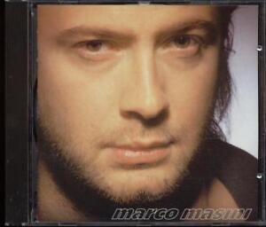 Marco-Masini-T-039-Innamorerai-Con-Siae-Rosa-Cd-Eccellente