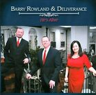 He's Alive by Barry Rowland & Deliverance (CD, 2013, Crossroads (Music Box Recordings))
