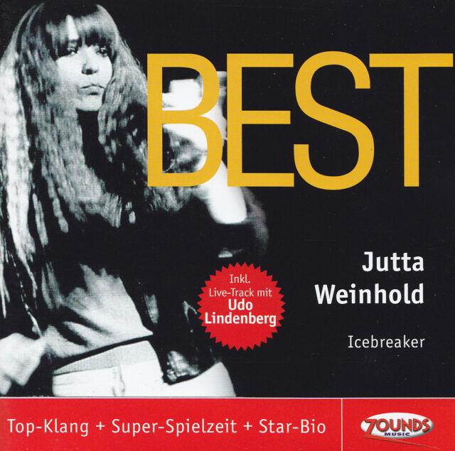 JUTTA WEINHOLD - CD - ICEBREAKER - BEST- ZOUNDS - Digitally Remastered Originals