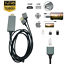 thumbnail 1 - 1080P HDMI Mirroring Cable 6Ft Phone to TV HDTV Adapter For iPhone iPad Android