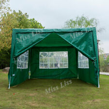 3x4M Blue Outdoor Car Canopy Portable Cover Gazebo Garage Shelter Carport Tent