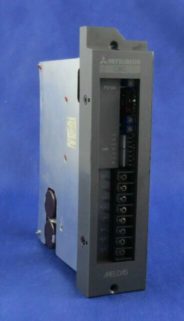 Repair  Exchange Service   Mitsubishi Cnc Meldas Pd19a Power Supply Warranty