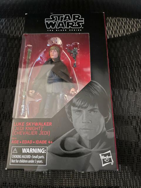 Star Wars Black Series Jedi Knight Luke Skywalker 6 inch Figure MIB Walmart Excl