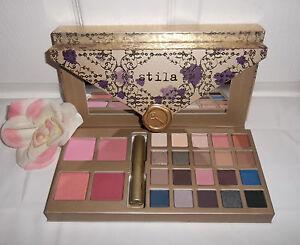 Stila-A-Whole-Lot-Of-Love-Makeup-Palette-Holiday-Gift-Set-Eyeshadow-Blush-Mascar