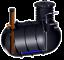 SBR-Kleinklaeranlage-Solido-SMART-Compact-1-4-EW-Kl-C-N-D-mit-DIBT-Zulassung Indexbild 1