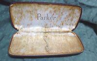 Antique  Parker Pen & Pencil CASE