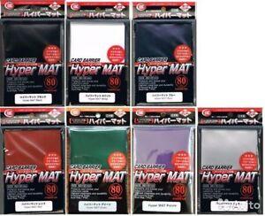 KMC-Hyper-MAT-Standard-Size-Sleeves-80-pcs