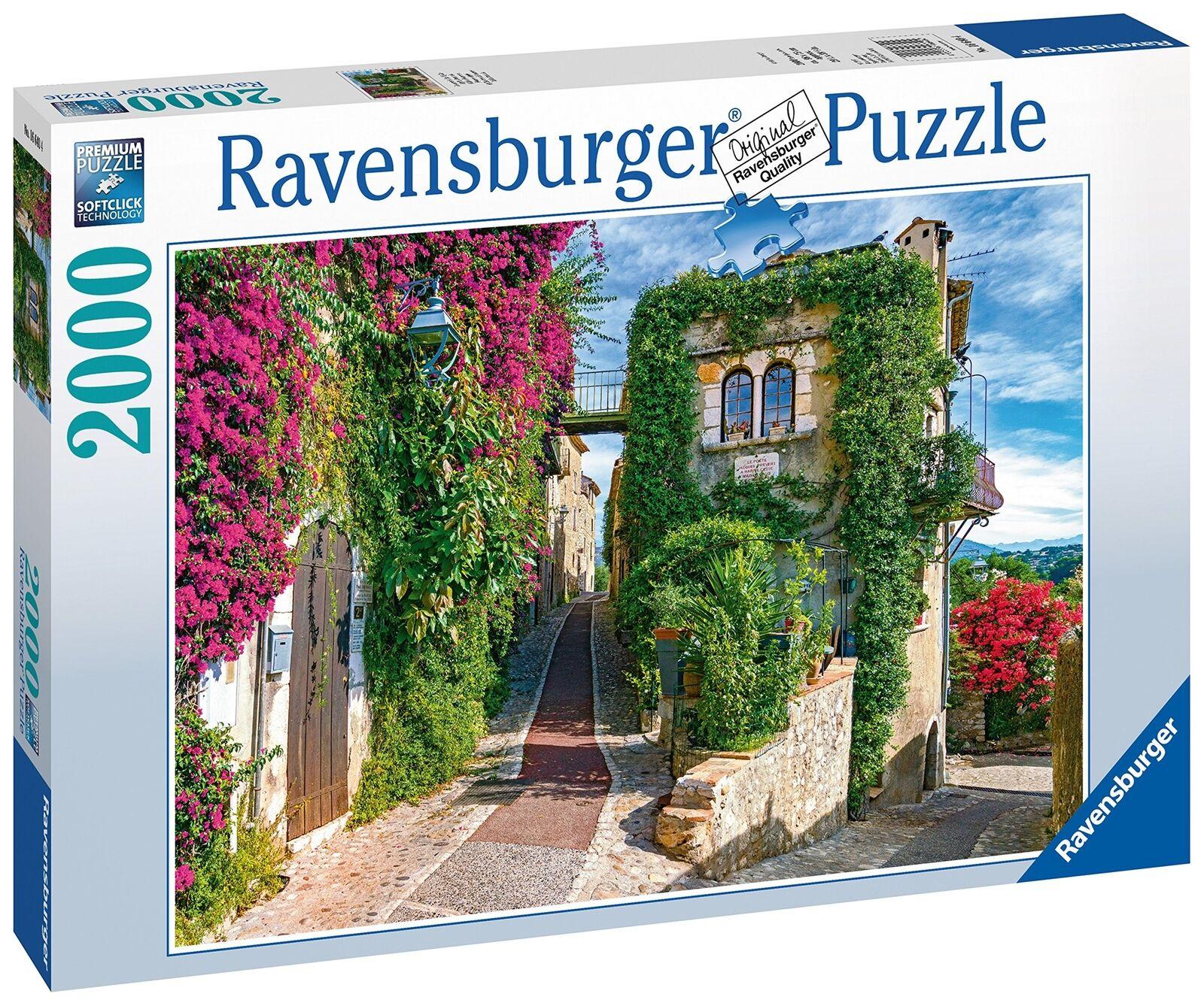 Ravensburger 16640 Idyllic French Houses 2000pc