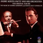 The Music of George Gershwin/Kostelanetz Conducts by Andr' Kostelanetz (CD, Feb-2014, Sounds of Yesteryear)