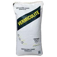 Coarse Vermiculite 4 Cubic Foot Bag Horticultural Grade Soil Amendment Aeration