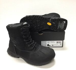 Image is loading UGG-METCALF-MEN-WATERPROOF-LEATHER-SNOW-BOOTS-LACE-