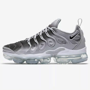 hot sales 9a653 005b6 Details about Nike Air VaporMax Plus size 8. Wolf Grey White. 924453-007.  95 97 98 max 1