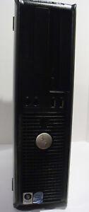Dell Optiplex 760 Desktop PC (Intel Core 2 Duo 2.66GHz 1GB 80GB Win 10 Pro)