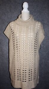 e20b340b5df Image is loading Lane-Bryant-Pullover-Sweater-Turtleneck-Lattice-cut-out-