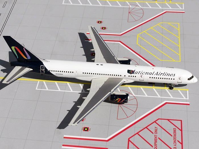 National Airlines Boeing 757-200 N546NA Gemini Jets G2NAL094 escala 1 200
