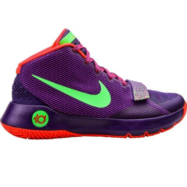 new style 68164 b7b85 Nike KD Trey 5 III Mens 749377-536 Court Purple Green Basketball Shoes Size  12