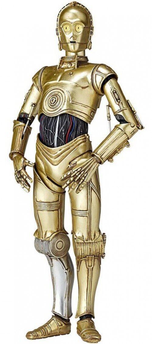 presentando toda la última moda de la calle Estrella Wars Revoltech C-3PO Figura Figura Figura de Acción  003  comprar nuevo barato