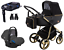 Adamex-Reggio-Special-Edition-stroller-pram-puschair-4in1-car-seat-isofix-base thumbnail 1