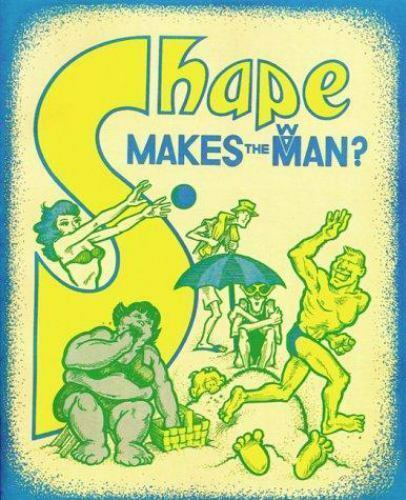 Shape Makes the Man, Gosnell, Jan, Good Book