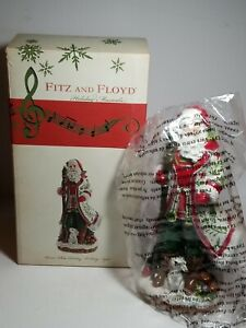Fitz-and-Floyd-2013-Santa-Claus-Winter-Holiday-Musical-O-Holy-Night-10-034-Figure