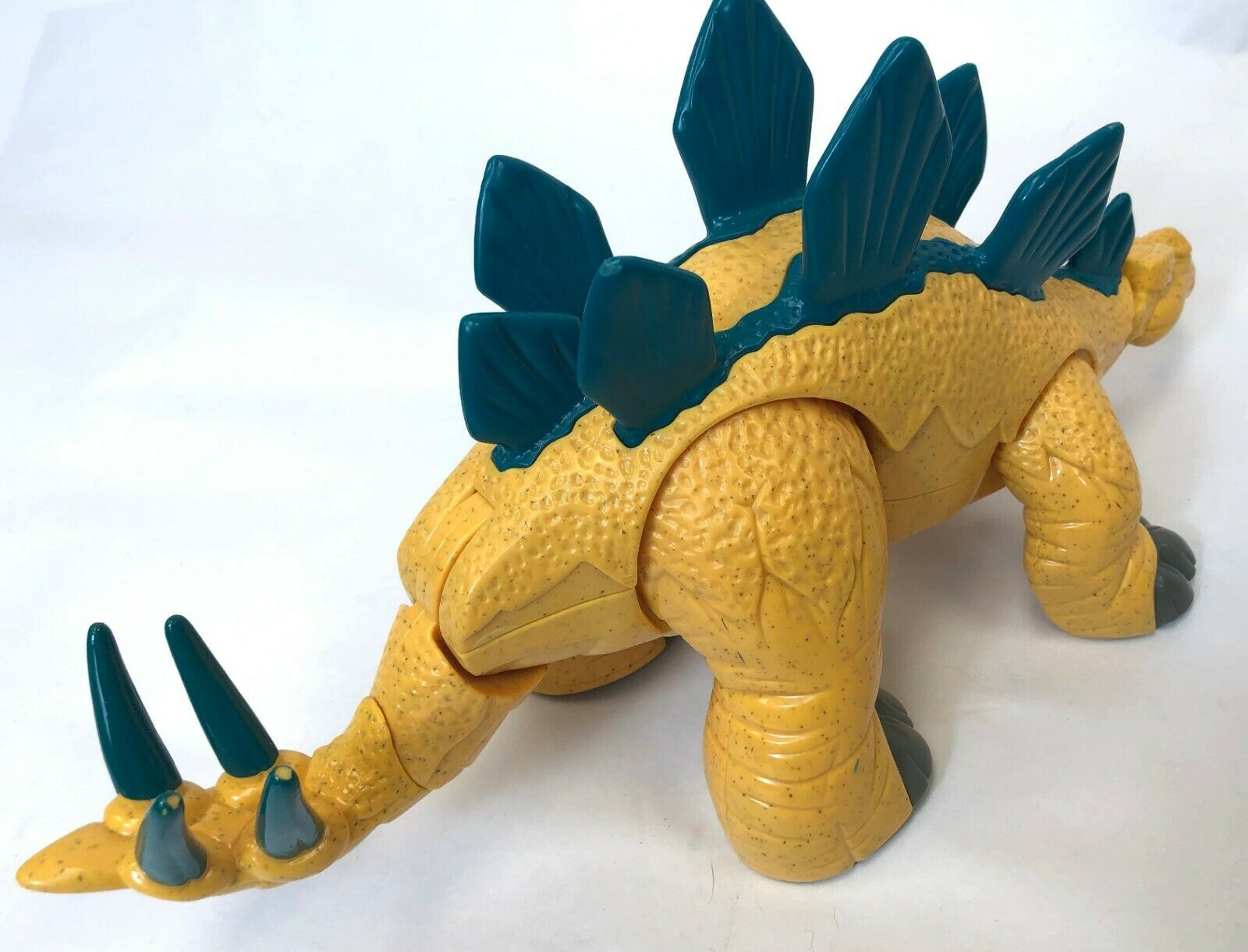 2014 Fisher Fisher Fisher Price Imaginext Dino Fortress Volcano Triceratops Castle Stegosaurus ee1049