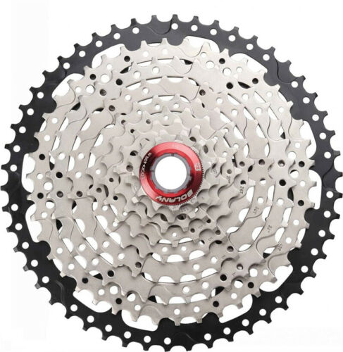 Bolany MTB Bicycle 11-50T Mountain Bikes Cassette 9 Speed Sprockets