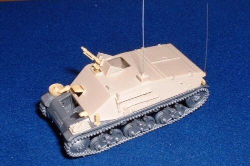 Beute 1:72. und Befehlswagen Hotchkiss 38 H ALBY Grosser Funk Umbausatz,M