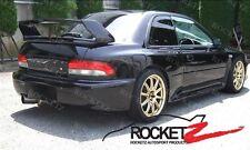 1995-2001 Subaru Impreza WRC Style Rear Trunk Spoiler Wing JDM CANADA USA