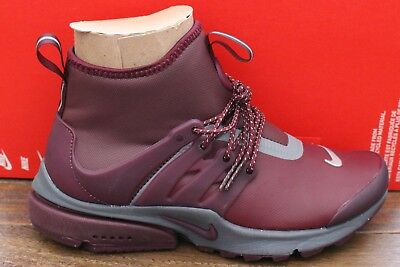bff28479c6a7 Nike W Air Presto Mid Utility Shoes Women s Sneaker Trainers 859527 ...