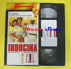 film VHS INDOCINA 1993 Deneuve Perez Yanne cartonata Panorama (FP1*) no dvd