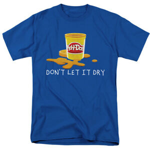 Play Doh Dry Out Adult T-Shirt
