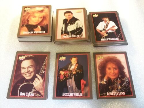 Lynn ++ BRANSON ON STAGE COMPLETE SET Country Music Greats    Milsap Campbell