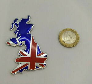 NEUF-STICKER-ANGLETERRE-UK-DRAPEAU-AUTOCOLLANT-ALUMINIUM-UNION-JACK-ILE