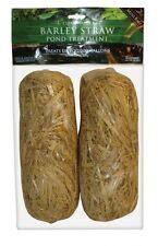 Summit Clear Water Barley Straw Bags 2000 gallons Mini bales bag gallon