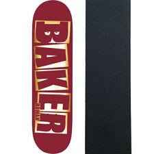 "Baker Skateboard Deck Beasley Ink Wasters 8.475/"" x 31.875/"""