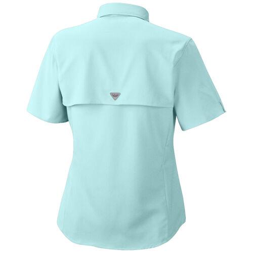 """Wick Vented Fishing Shirt New Womens Columbia PFG /""""Tamiami/"""" Omni-Shade"""