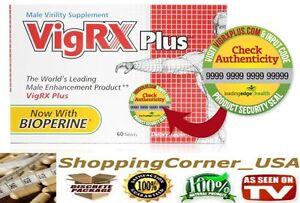 1-Pack-VIGRX-Plus-Male-Penis-Enhancement-Enlargement-Performance-Virility-Pills