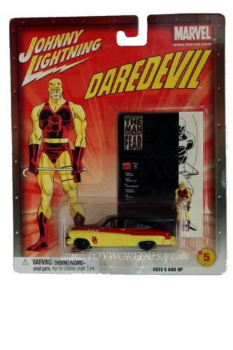 2003 Johnny Lightning Marvel #05 Bumongous Daredevil