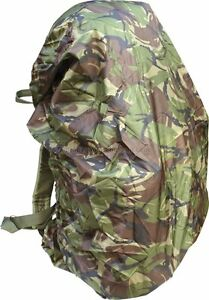 British-Army-Waterproof-Rucksack-Bergen-Cover-DPM-Camo-120L-45L-New-Large-Small